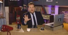 No more 'stupid pet tricks': How coronavirus changed James Corden's late-night style