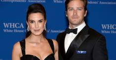 Armie Hammer and Elizabeth Chambers simultaneously file for divorce