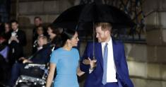 Harry and Meghan sue unnamed paparazzi for photos of Archie at home
