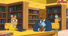 How civil rights icon John Lewis wound up in an episode of 'Arthur'