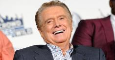 Kelly Ripa, Jimmy Kimmel and more pay tribute to Regis Philbin