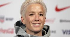 Megan Rapinoe enlists Alexandria Ocasio-Cortez for HBO series on social change