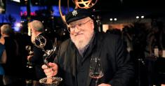 George R.R. Martin said we could imprison him if 'Winds of Winter' wasn't done today