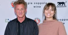 Sean Penn confirms rumors he married Leila George in a 'COVID wedding'