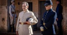 Review: Mark Rylance brings nuance to the stolid anti-colonialist epic 'Waiting for the Barbarians'