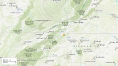 5.1 magnitude earthquake reported near North Carolina-Virginia border