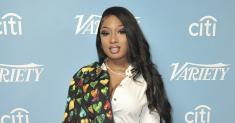 Megan Thee Stallion says she's 'healing so well' after being shot in Hollywood