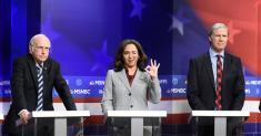 Commentary: Why Kamala Harris couldn't ask for a better impersonator than 'SNL's' Maya Rudolph