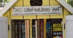 Are Little Free Libraries helping locals survive COVID? L.A. weighs in