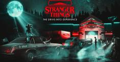 A spooky, immersive 'Stranger Things' drive-in experience is coming to L.A.