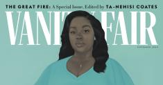 Breonna Taylor appears on cover of Vanity Fair issue edited by Ta-Nehisi Coates