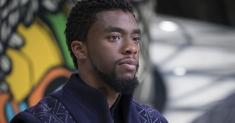 Chadwick Boseman's 'Black Panther' family asks: 'How do you honor a king?'