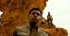 John Boyega to Disney: Nonwhite 'Star Wars' characters were 'pushed to the side'
