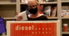 Diesel launches a GoFundMe to survive the pandemic as bookstores struggle