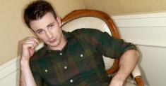 Now that Chris Evans has your attention, he has an important message for you