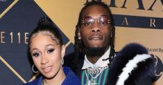 Cardi B files for divorce from Offset after nearly three years of marriage