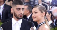 Gigi Hadid and Zayn Malik's first child is 'here, healthy and beautiful'
