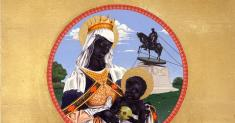How artist Mark Steven Greenfield's Black Madonnas vanquish white supremacy