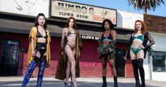 How out-of-work strippers made their show virtual and are 'taking the power back'
