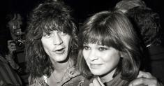 Valerie Bertinelli pays loving tribute to ex-husband Eddie Van Halen