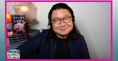 Kevin Kwan talks about the joys of L.A. and the pain of COVID during Festival of Books