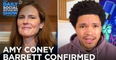 After Amy Coney Barrett, Trevor Noah asks: What will Democrats do 'for revenge'?