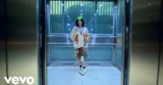 Go shoplifting with Billie Eilish at Glendale Galleria in 'Therefore I Am' video