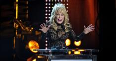 Dolly Parton is also surprised she helped fund Moderna's COVID-19 vaccine