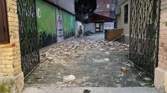 Strong 6.3 magnitude earthquake hits central Croatia