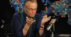 Larry King, legendary talk-show host, dies at 87