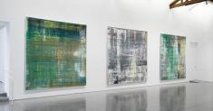 Review: Gerhard Richter's MOCA show got canceled by COVID, but 'Cage Paintings' live on