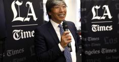 Patrick Soon-Shiong affirms commitment to the Los Angeles Times