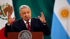 Mexican president says he'll propose labor program to Biden