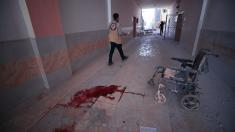 Strikes on northwest Syria kill 1 person, cause wide damage