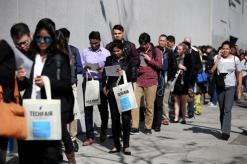 U.S. job growth strong; unemployment rate rises to 4 percent