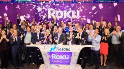 Roku shares are soaring on earnings beat and strong streaming growth