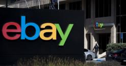 EBay reported earnings that topped analysts' expectations