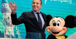 Disney rises slightly on earnings beat as Fox deal closes