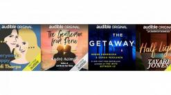 Andre Aciman, Tayari Jones releasing audio-only stories