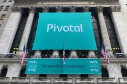 Pivotal Software closed up 5% following IPO, raised $555 million – TechCrunch