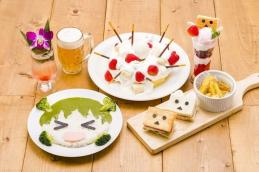Yotsuba and Danbo Serve Up Tasty Treats at Capcom Cafe!