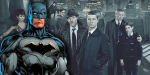 Gotham Set Photo Reveal Bruce Wayne's Latest Prototype Batman Suit
