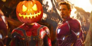 This Avengers: Infinity War Halloween Display Will Break Your Heart