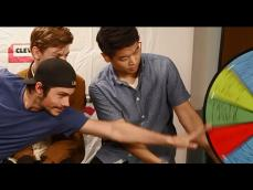 Scorch Trials Cast Plays Wheel of Dares Comic Con 2015