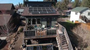 This homeowner avoided 'energy guzzlers' for more efficient options, and it's paying off
