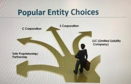 Webinars for How to Choose the Right Business Entity