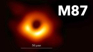 First Image of a Black Hole!