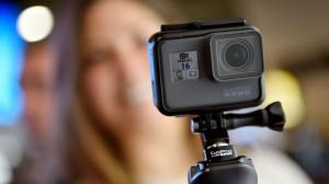 GoPro shares surge after it raises revenue forecast on strong demand for new cameras