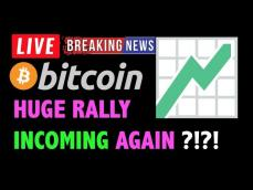 Bitcoin READY FOR ANOTHER HUGE RALLY! Crypto Trading Analysis & BTC Cryptocurrency Price News 2019