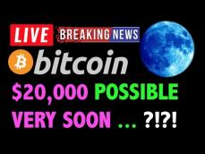 Bitcoin IS 20K POSSIBLE VERY SOON! Crypto Trading Analysis & BTC Cryptocurrency Price News 2019